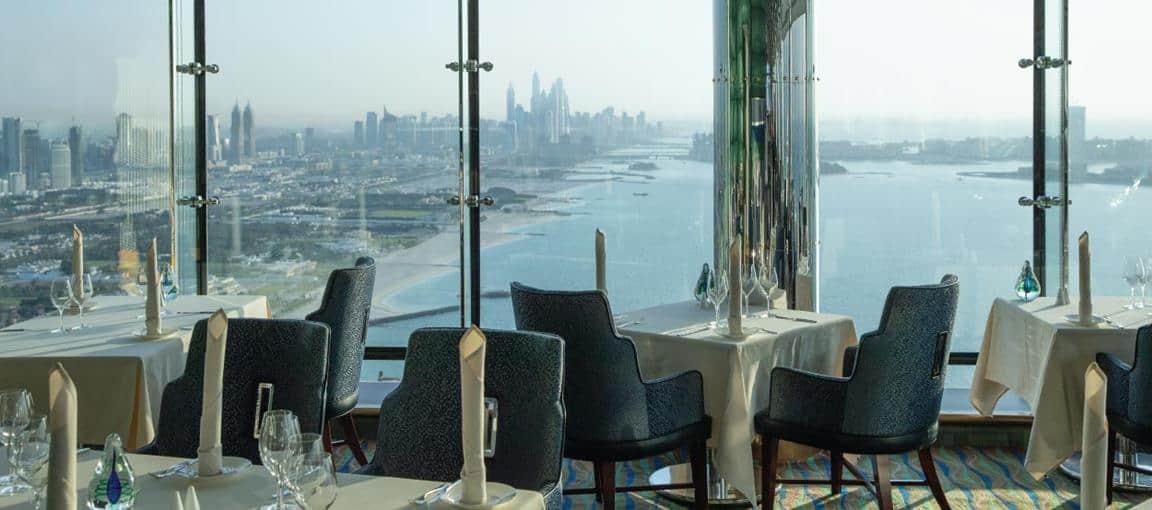 Hotels mit fantastischer Aussicht Dubai
