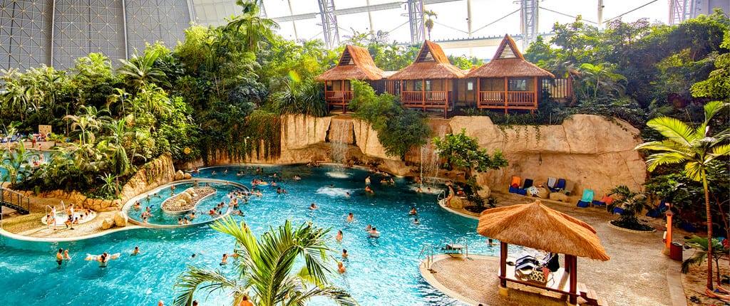 Wasserparks Tropical Island