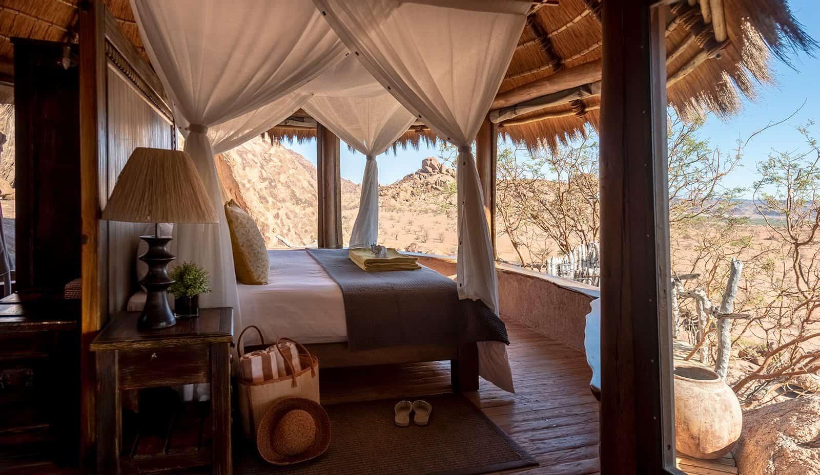 Hotels mit fantastischer Aussicht Wüste