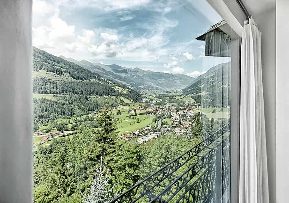 Hotel mit fantastischer Aussicht