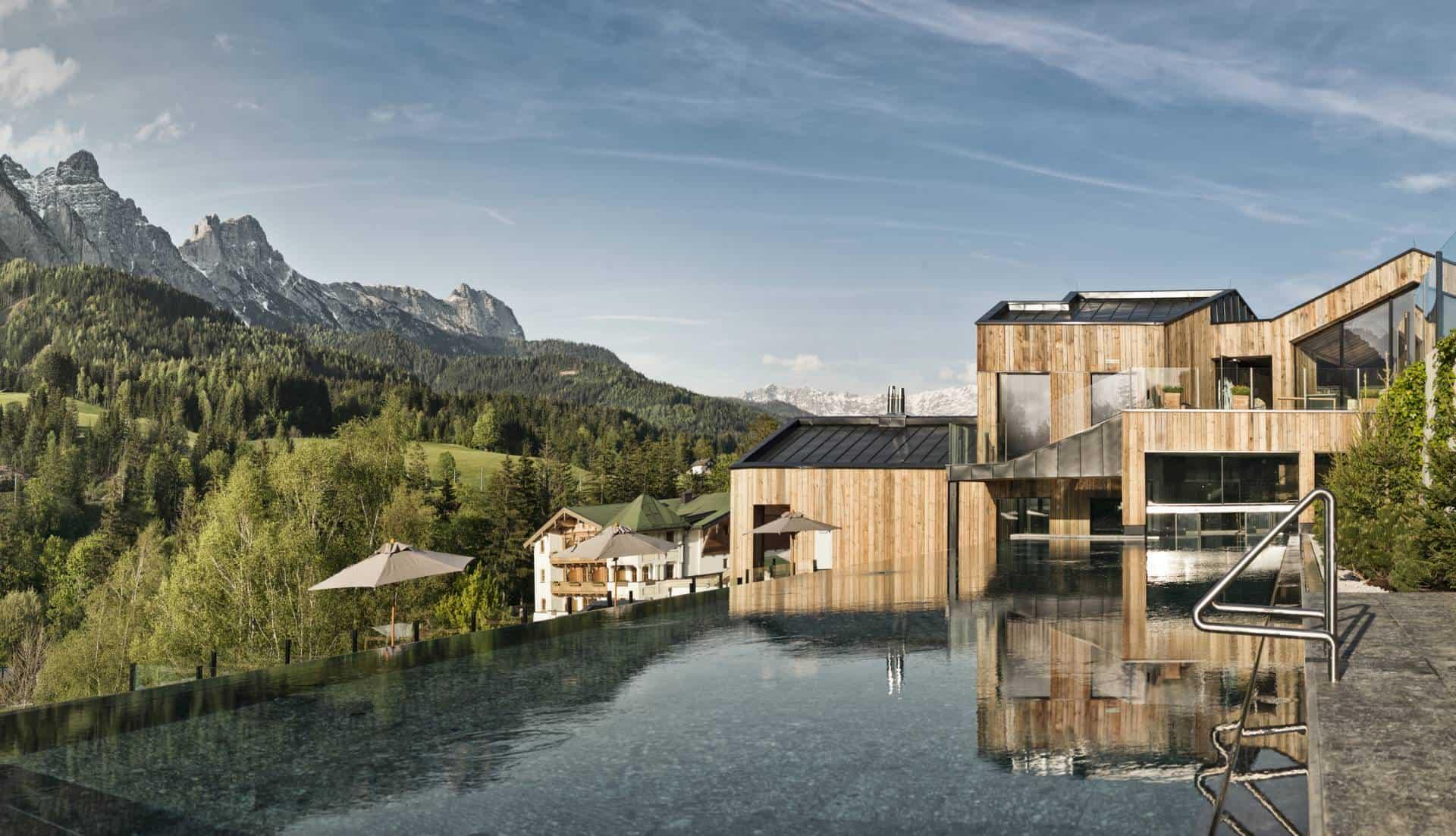 Die schönsten Pools Salzburg