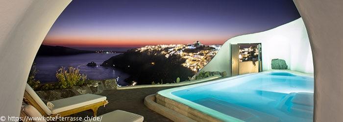 Hotels mit fantastischer Aussicht