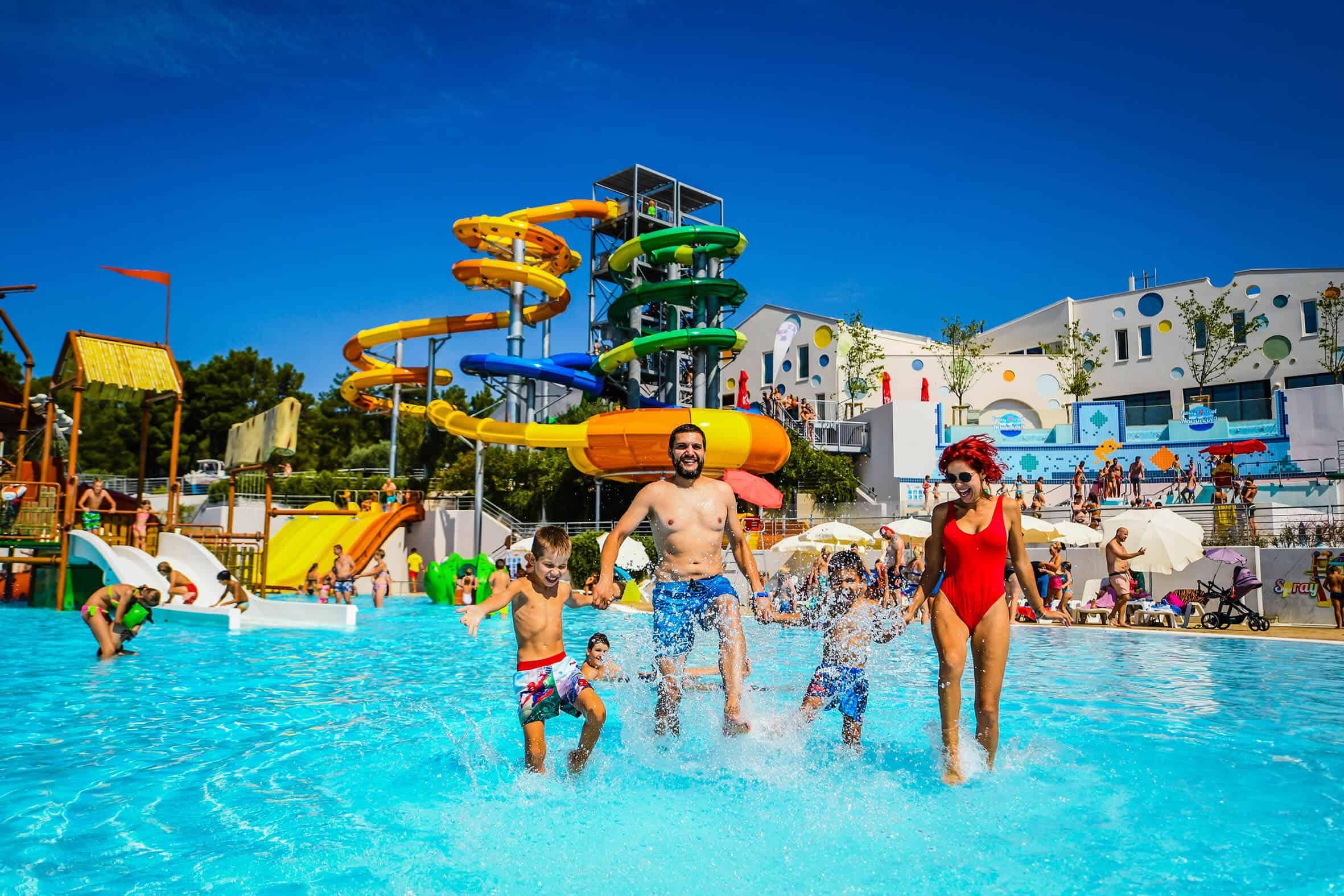 Wasserparks Novigrad