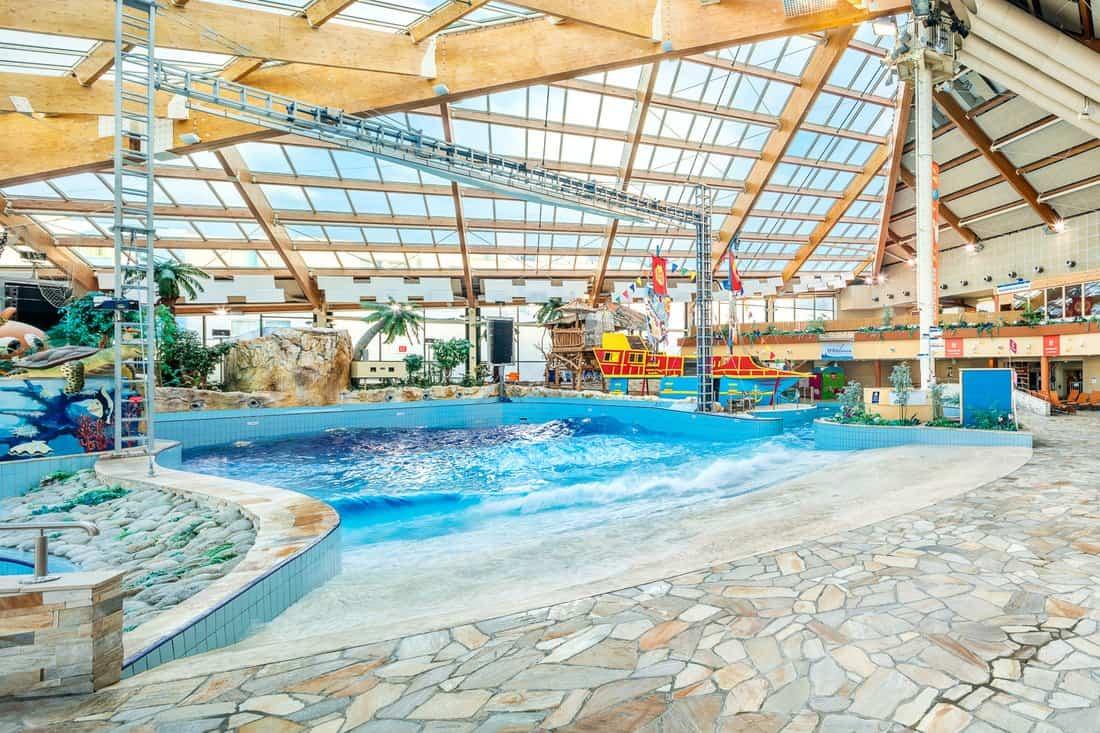 Wasserparks Prag