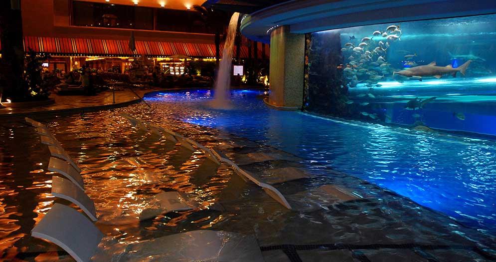 Die schönsten Pools Las Vegas