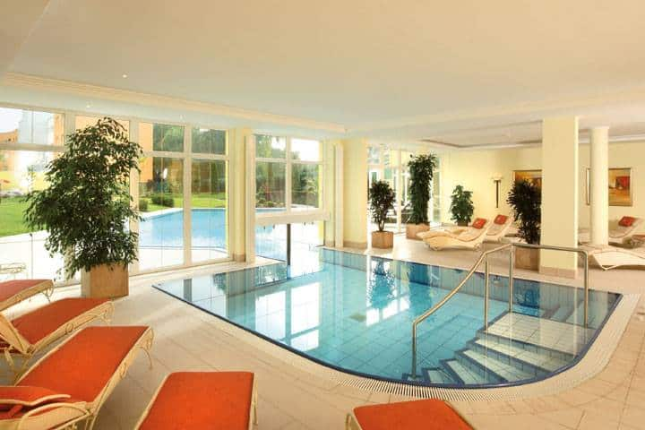 Parkhotel Bad Schallerbach Pool