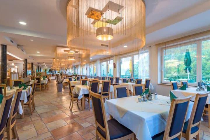 Hotel Donauschlinge Restaurant