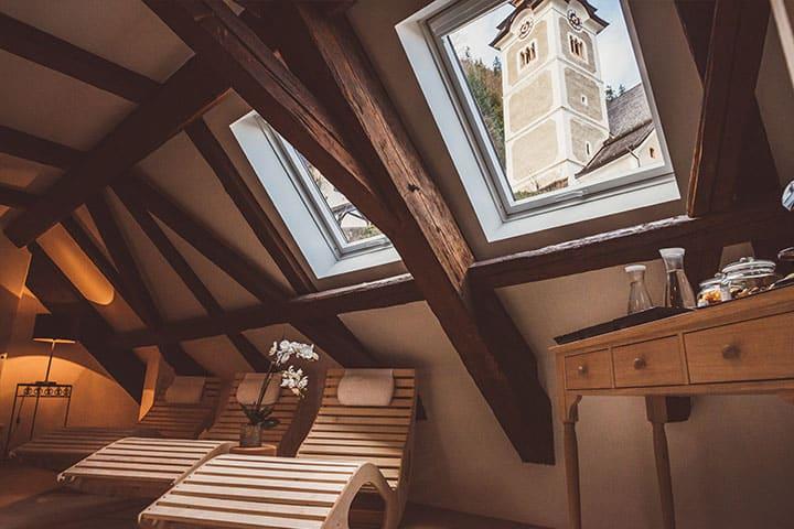 Heritage Hotel Hallstatt Sauna