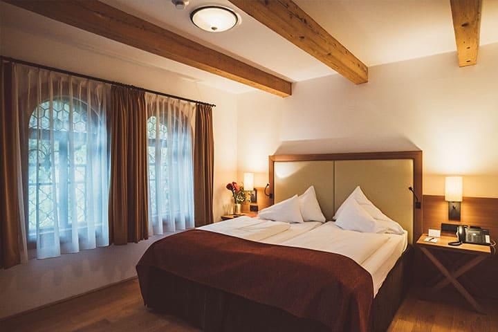 Heritage Hotel Halltsatt Zimmer