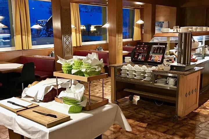 Hotel Basecamp Katschberg Restaurant