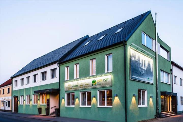 Hotel Post Illmitz