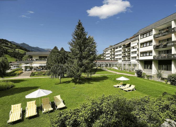Bad Gastein Hotel Cesta Garten