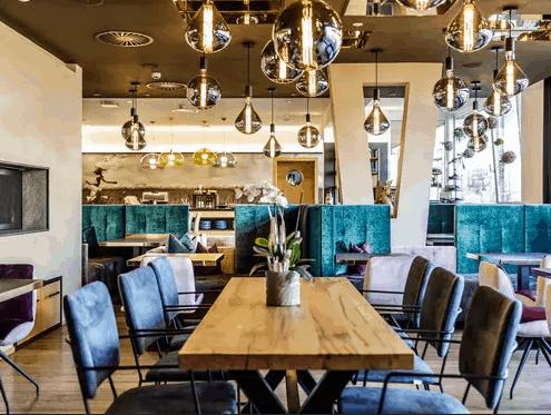 Hotel Lederers Living Kaprun Restaurant