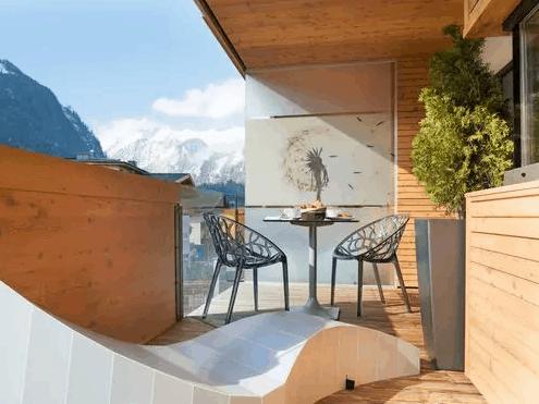 Hotel Lederer's Living Kaprun Terasse