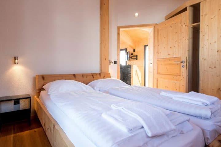 Alpenpark Turracher Höhe Schlafzimmer