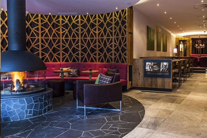 Anthony's Life & Style Hotel St. Anton Lobby