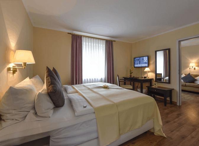 Atrium Amadeus Hotel Zimmer