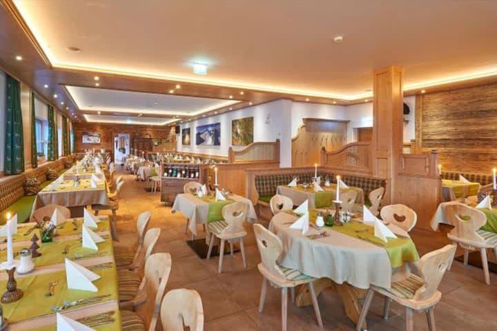 Garten Hotel Daxer Zell am See Restaurant