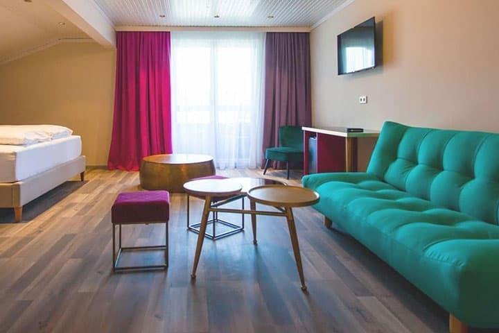 Hotel Eden Park Velden Zimmer