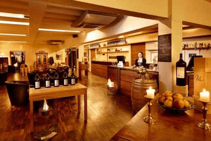 Gut Pössnitzberg Wein