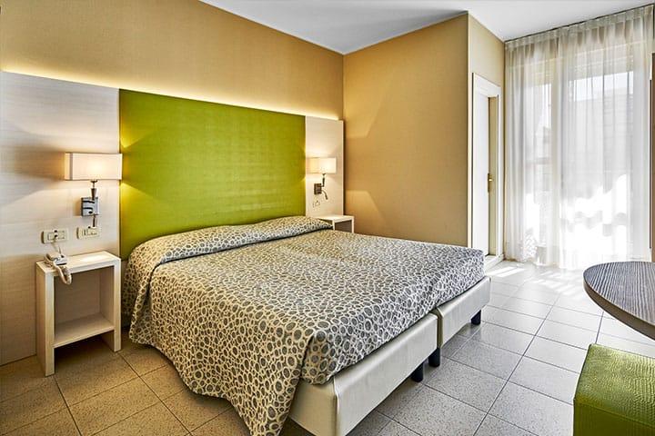 Palace Hotel Regina Bibione Zimmer