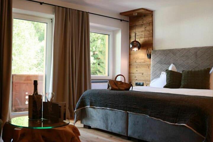 Sölden-Hotel Macun Vent Zimmer