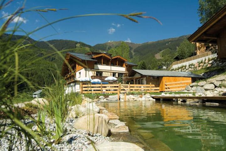 Garten Hotel Daxer Zell am See