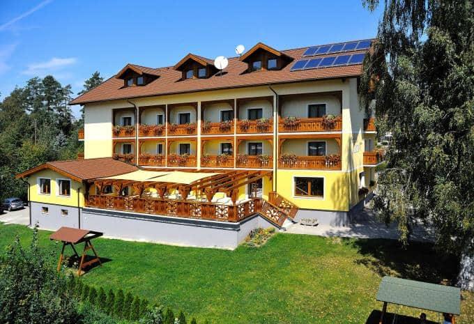 St. Kanzian Hotel Alex
