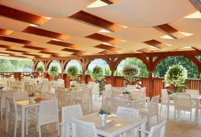 St. Kanzian Hotel Alex Restaurant