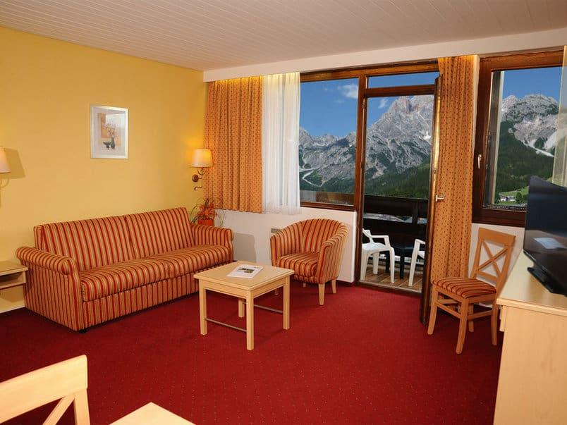 Hotel Marco Polo Alpina Maria Alm Zimmer
