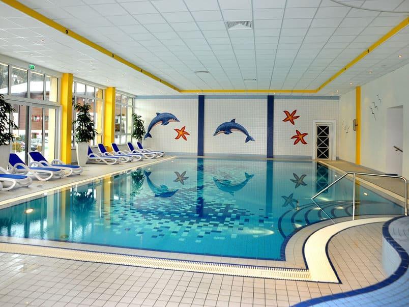 Hotel Marco Polo Alpina Maria Alm Pool