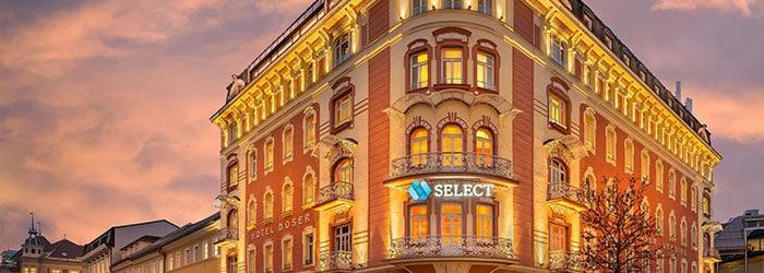 Select Hotel Moser Verdino – Klagenfurt