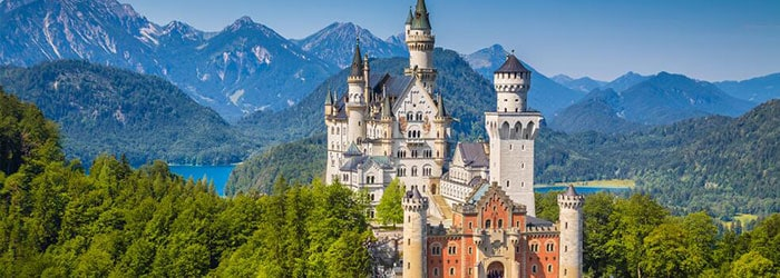 Schloss Neuschwanstein – Hotel Luitpoldpark