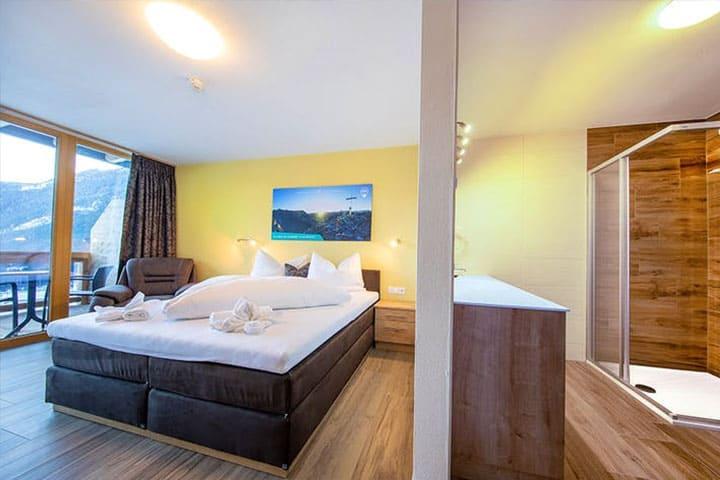 Hotel Krimml Tauern Zimmer