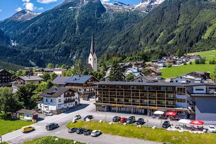 Hotel Krimml Tauern