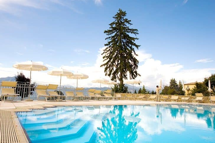 Gardasee Hotel Albergo al Sole Pool