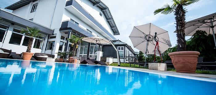 Maiers Hotel Oststeirischer Hof Pool