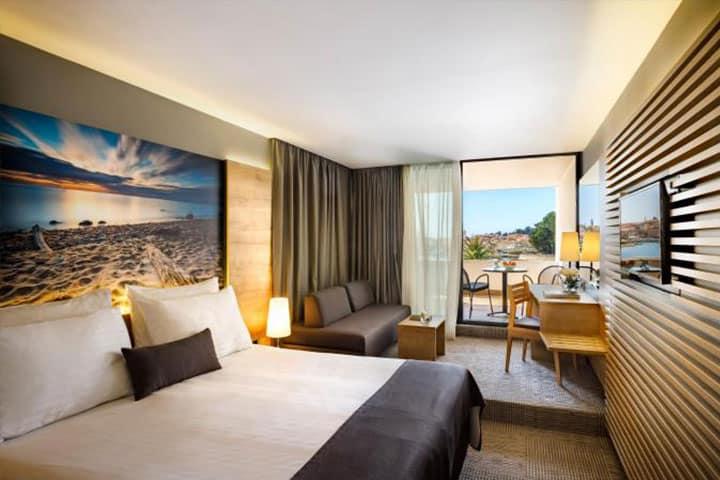 Valamar Padova Hotel Rab Zimmer