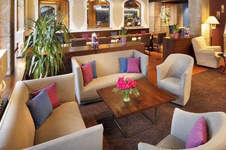 Hotel Alpina Obertauern Lobby