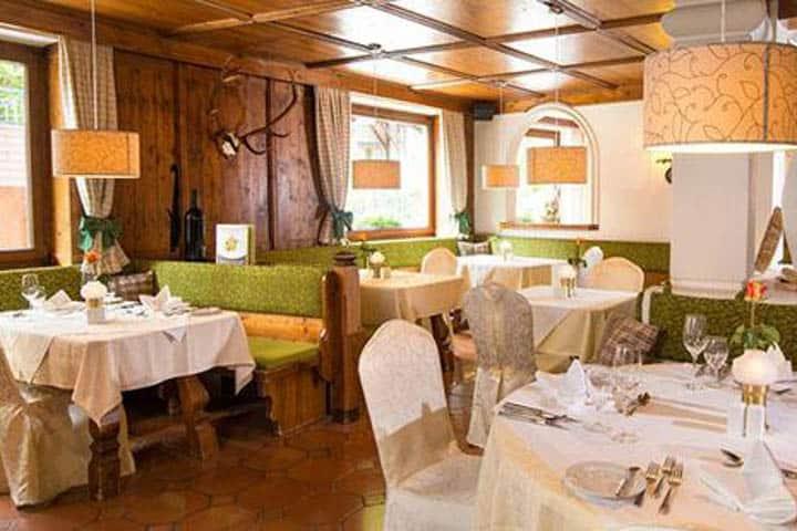 Filzmoos Hotel Dachstein Restaurant