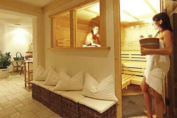 Filzmoos Hotel Dachstein Sauna