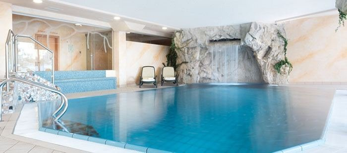 Hermagor Hotel Pool