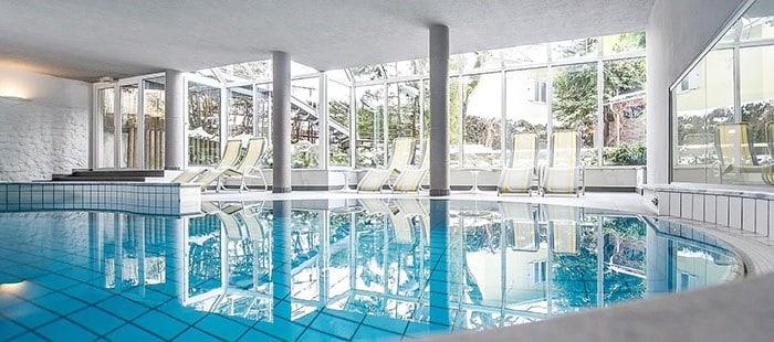 Hotel Moserhof Seeboden Pool