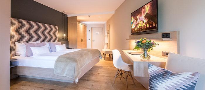 Hotel Moserhof Seeboden Zimmer
