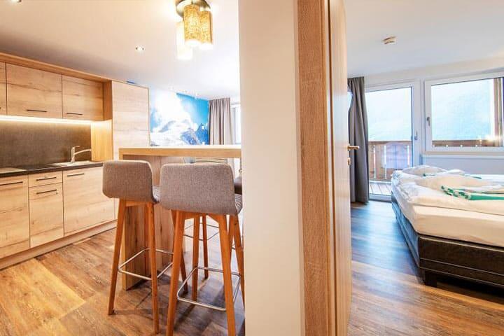 Hotel Krimml Zimmer