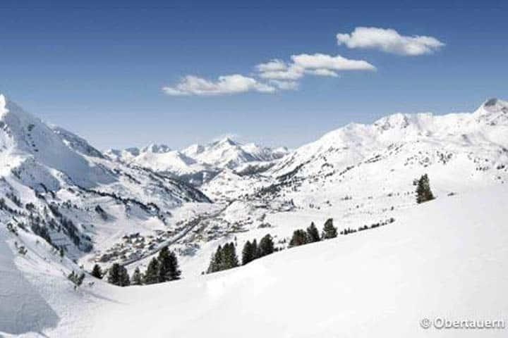Hotel Alpina Obertauern