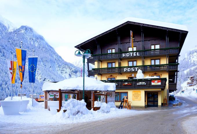Heiligenblut Skiurlaub Hotel