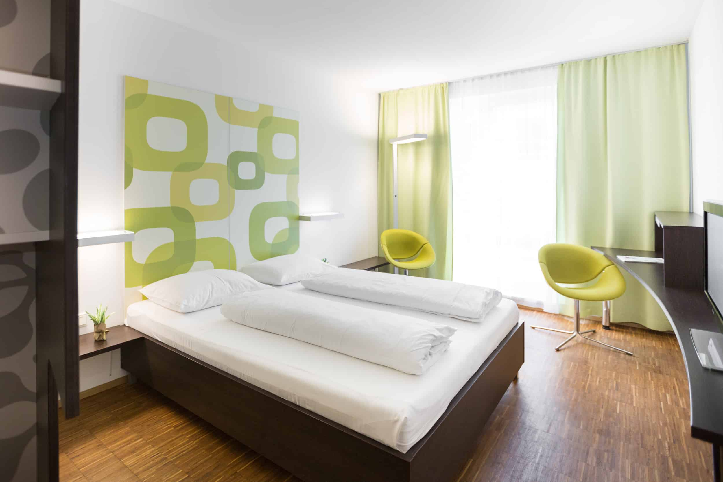 arte Hotel Krems Zimmer
