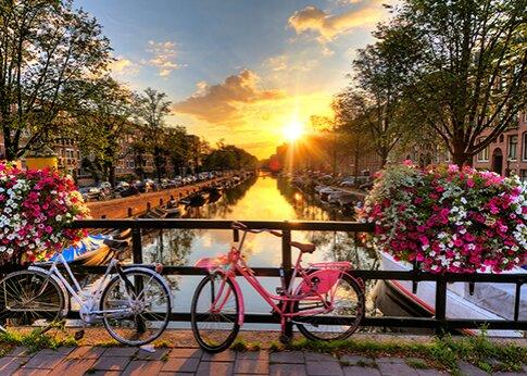 Städtereisen Gutschein Amsterdam