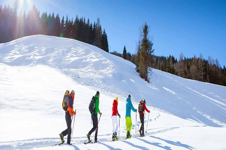 Naturhotel Huettenwirt Skitour
